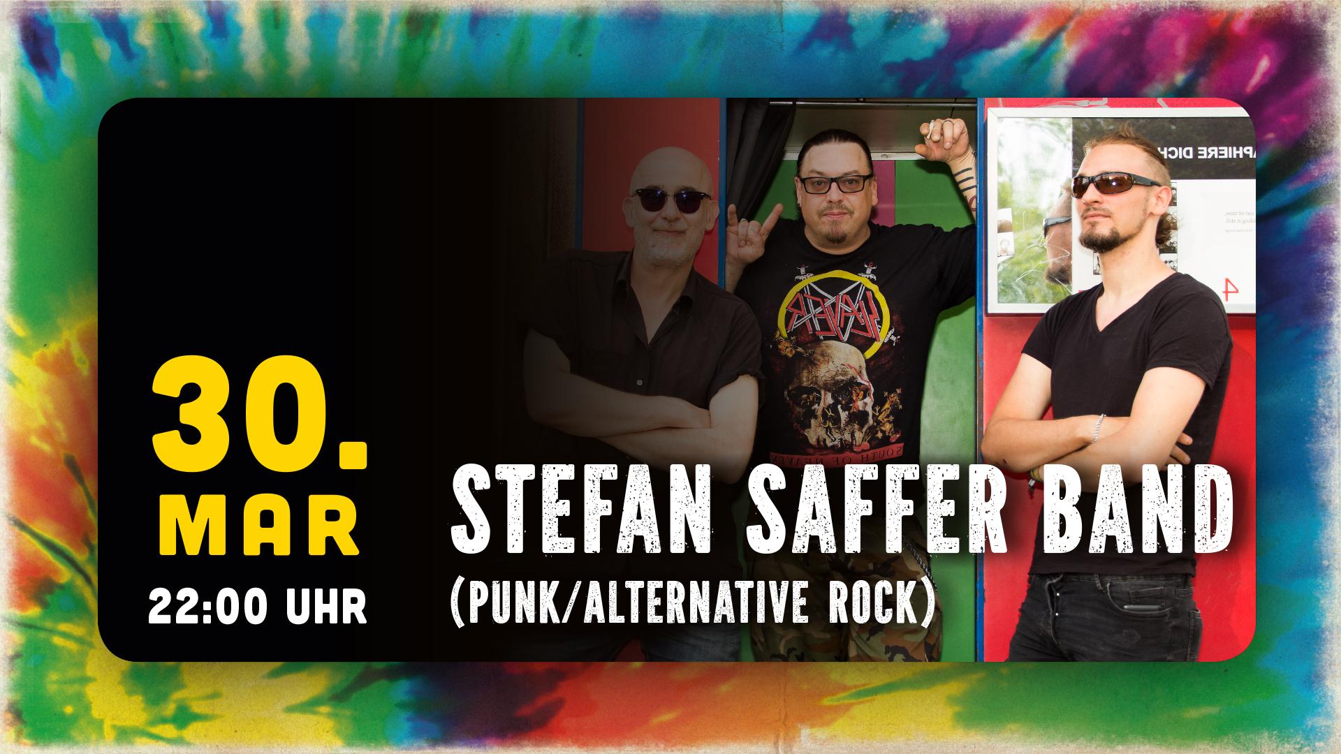 Stefan Saffer Band