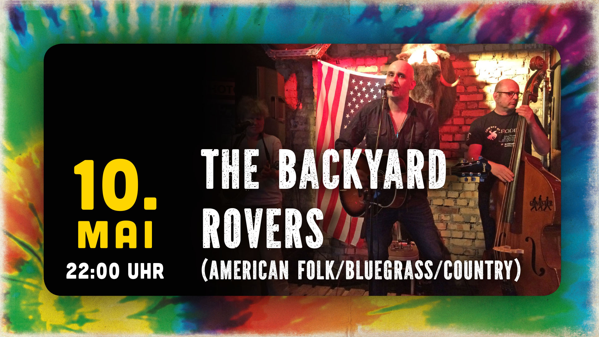 The Backyard Rovers