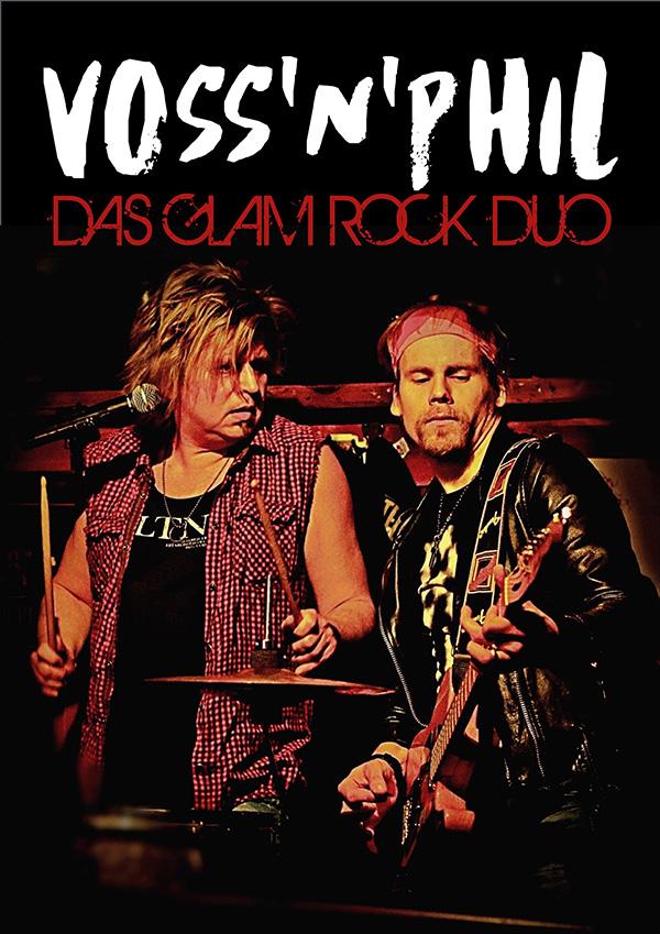 Voss'n'Phil – Live Concert