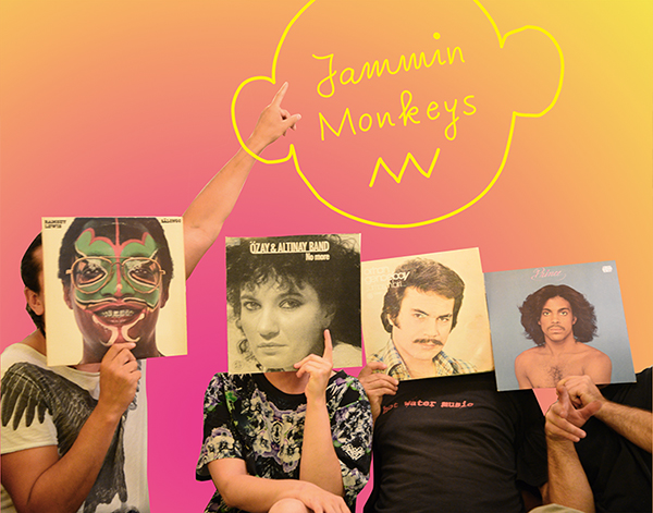 Jammin Monkeys – Live Concert
