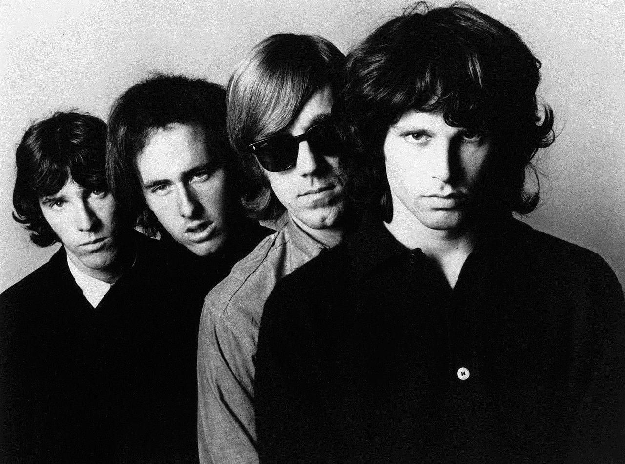 Flowerpower Rock-Lesung zu The Doors. Gäste: Werner & Friends