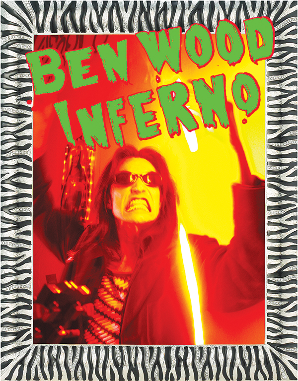 Ben Wood Inferno - Live Concert