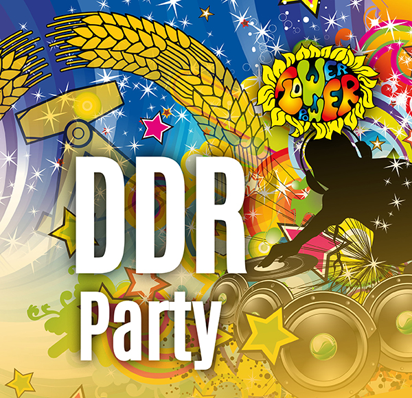 Die ultimative DDR-Party!