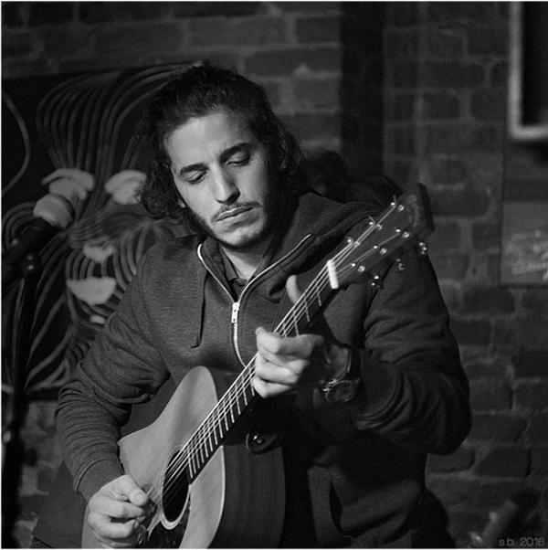 Pedro Querido – Live Concert